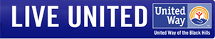 Logo - Live United, United Way of the Black Hills